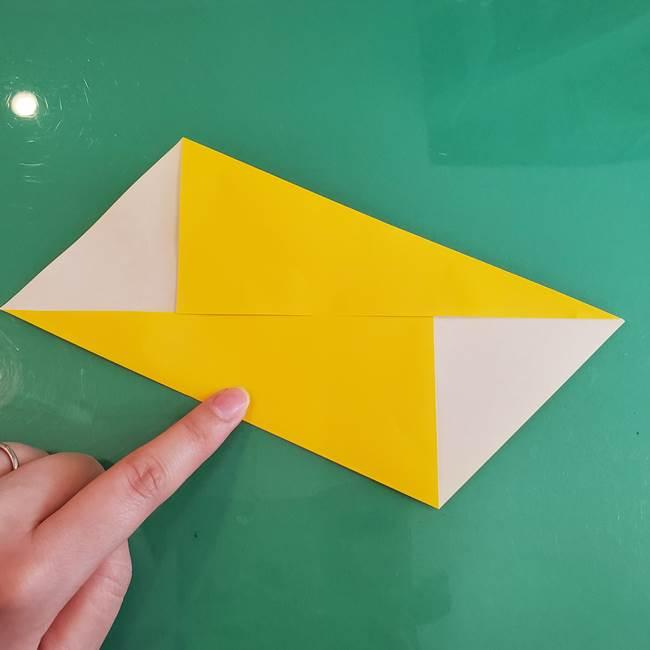 雷の折り紙 折り方作り方(6)