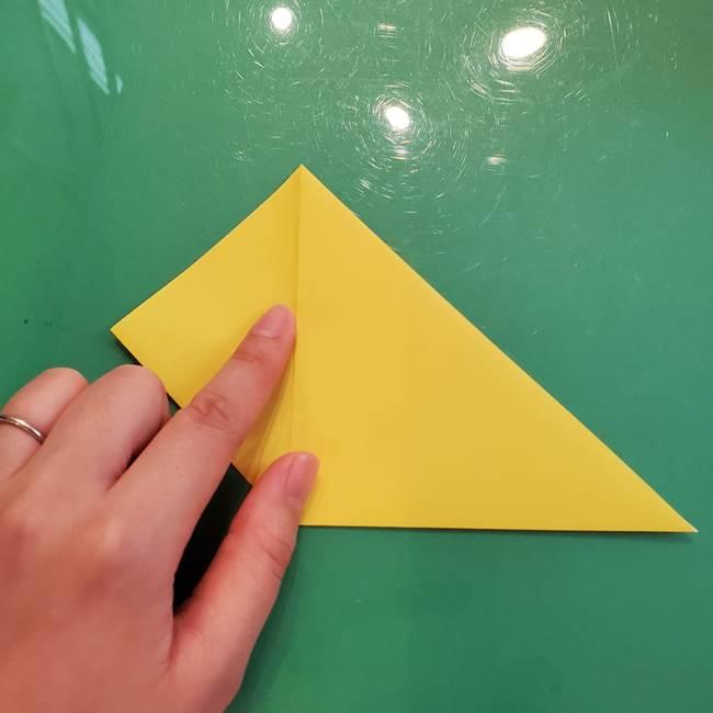 どんぐりの折り紙の折り方作り方(立体)①共通(6)