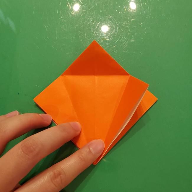 コオロギの折り紙(立体)の折り方作り方(11)