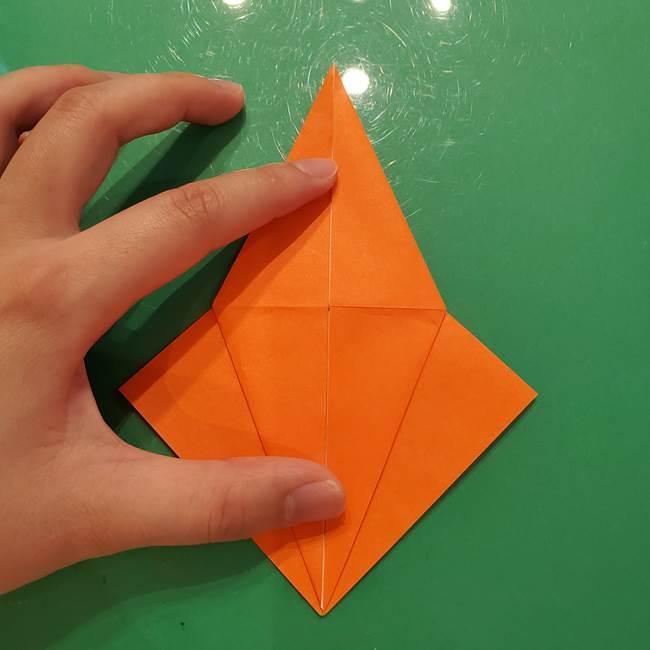 コオロギの折り紙(立体)の折り方作り方(14)