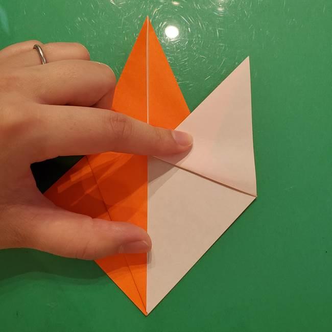 コオロギの折り紙(立体)の折り方作り方(15)