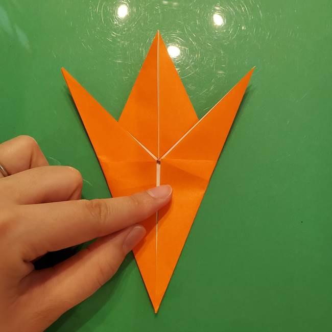 コオロギの折り紙(立体)の折り方作り方(17)