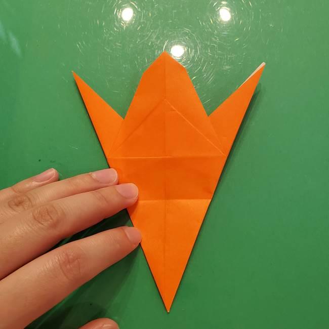 コオロギの折り紙(立体)の折り方作り方(22)