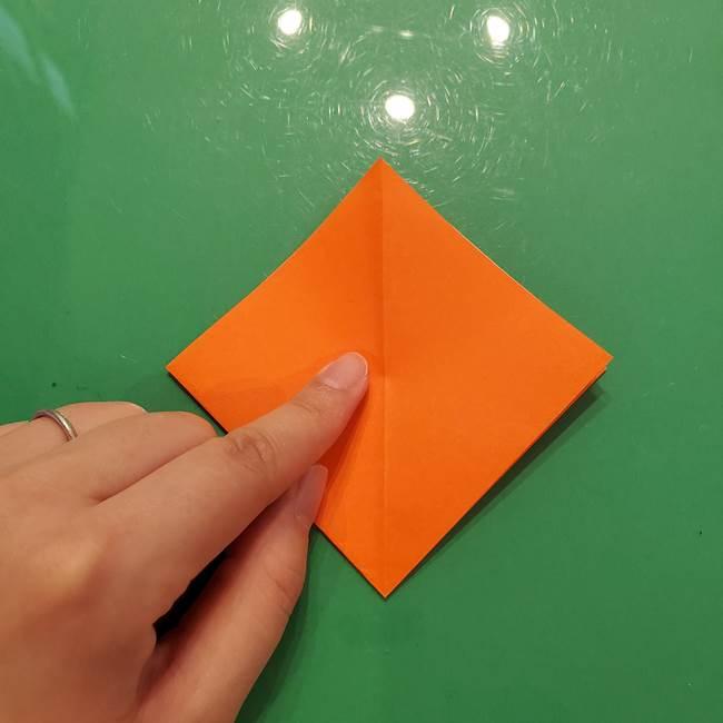 コオロギの折り紙(立体)の折り方作り方(7)