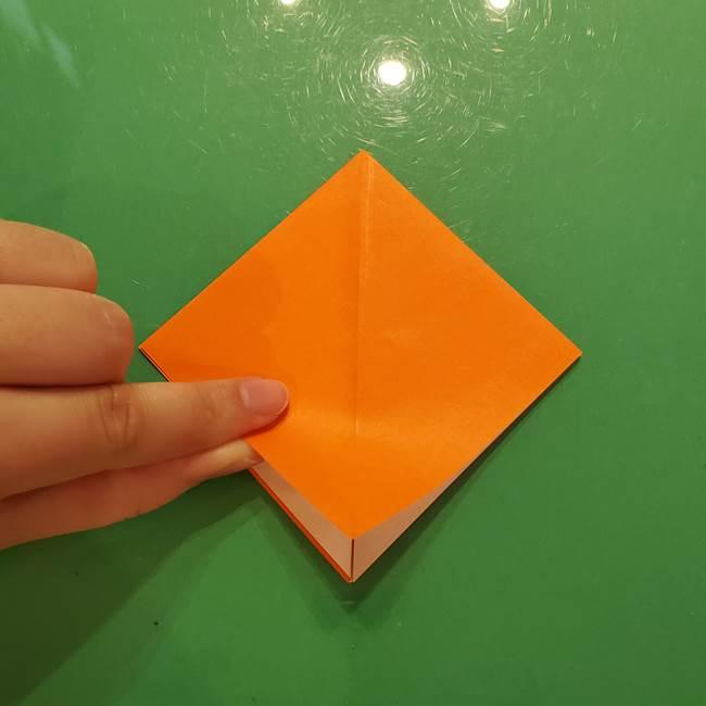 コオロギの折り紙(立体)の折り方作り方(8)