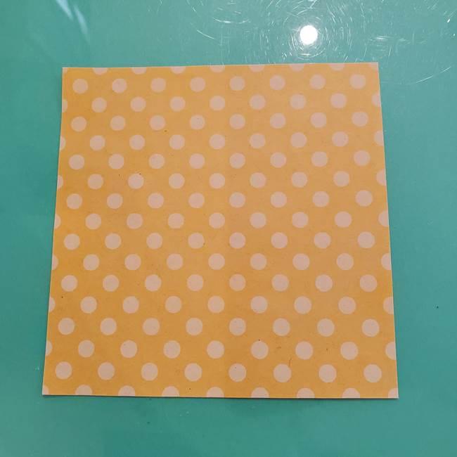 折り紙のキャンディーボックスは簡単!用意するもの1