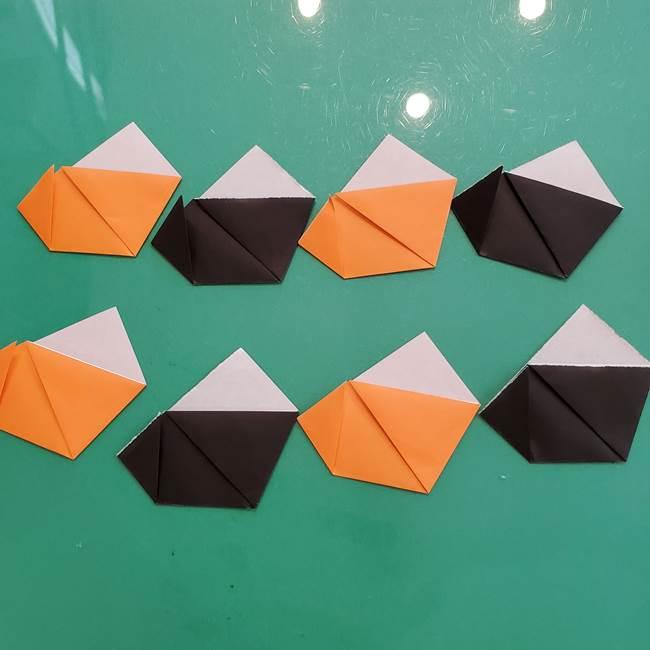 折り紙のペロペロキャンディの簡単な折り方作り方①キャンディ(11)