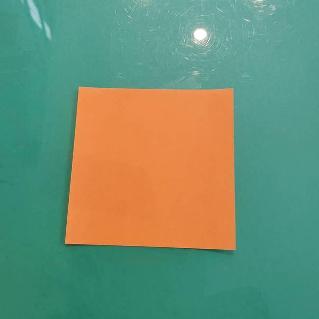 折り紙のペロペロキャンディの簡単な折り方作り方①キャンディ(2)