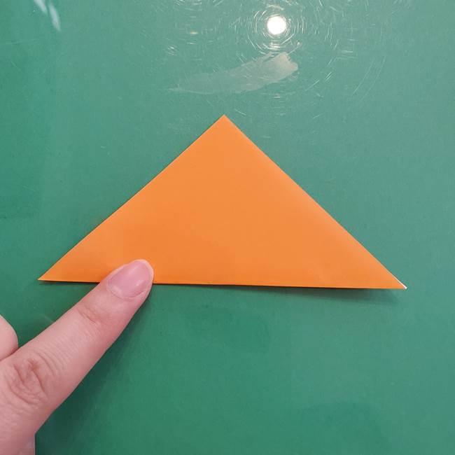 折り紙のペロペロキャンディの簡単な折り方作り方①キャンディ(3)
