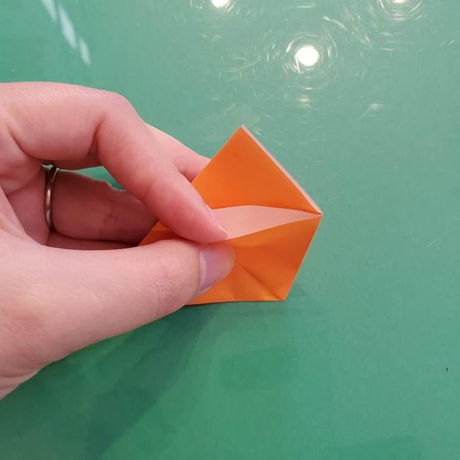 折り紙のペロペロキャンディの簡単な折り方作り方①キャンディ(7)