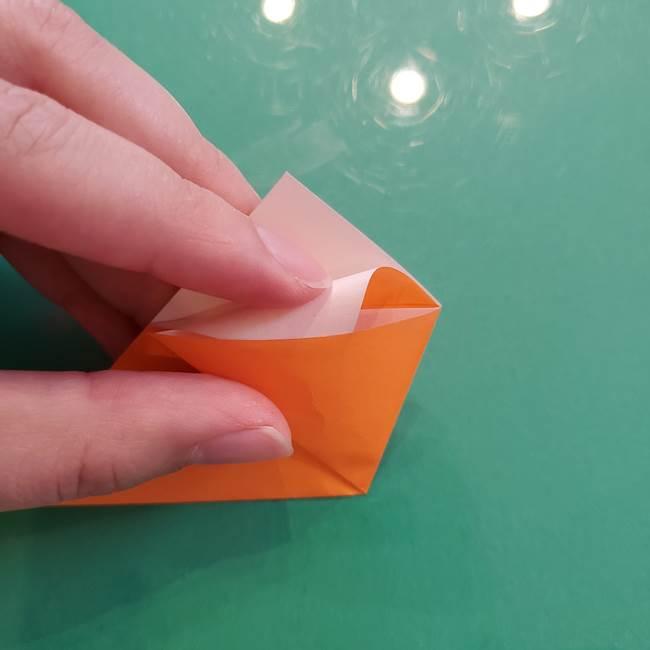 折り紙のペロペロキャンディの簡単な折り方作り方①キャンディ(8)