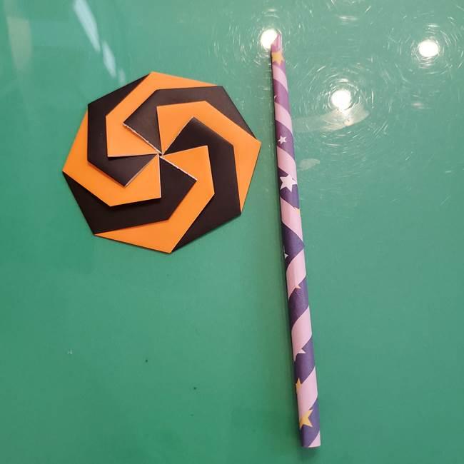 折り紙のペロペロキャンディの簡単な折り方作り方③完成(12)
