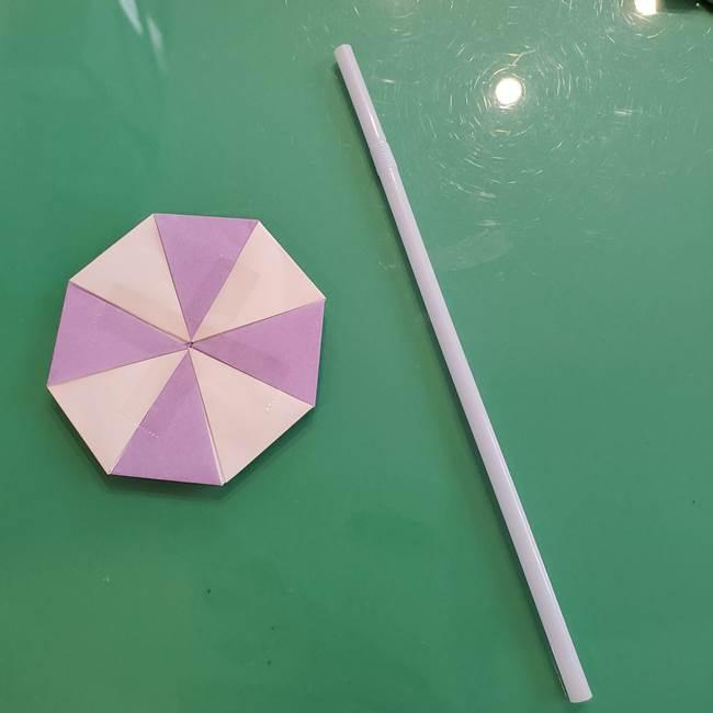 折り紙のペロペロキャンディの簡単な折り方作り方③完成(15)