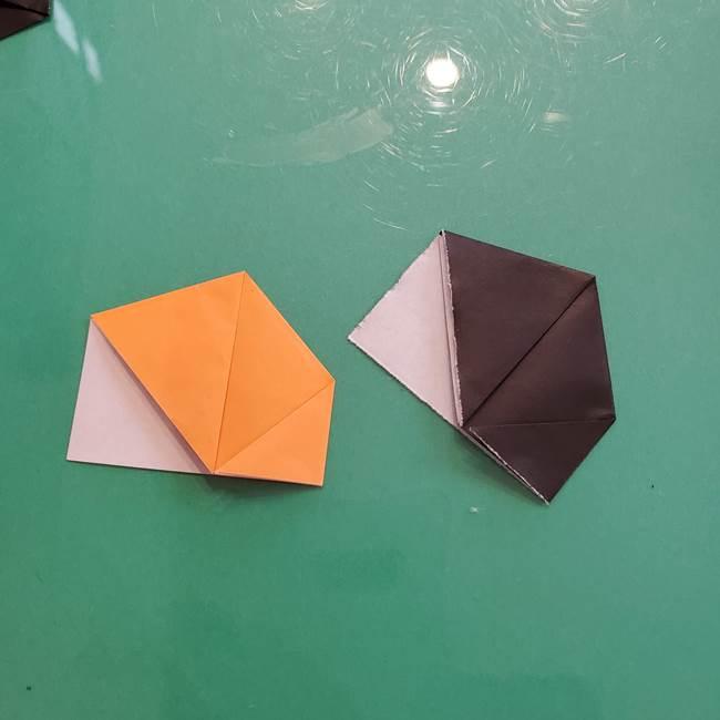 折り紙のペロペロキャンディの簡単な折り方作り方③完成(2)