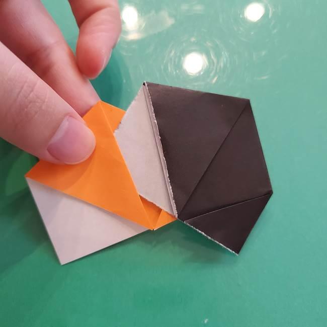 折り紙のペロペロキャンディの簡単な折り方作り方③完成(3)