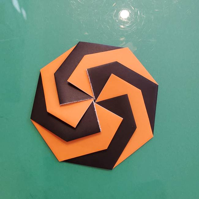 折り紙のペロペロキャンディの簡単な折り方作り方③完成(9)