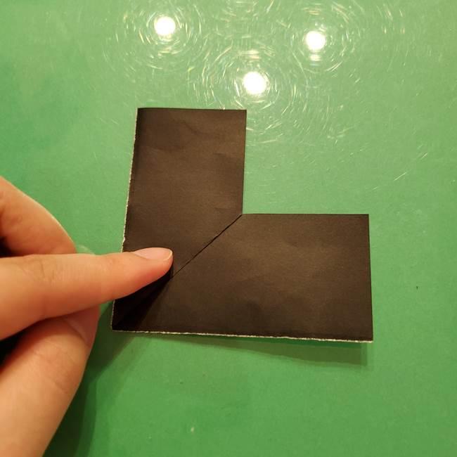 鈴虫の折り紙 簡単な折り方作り方(10)