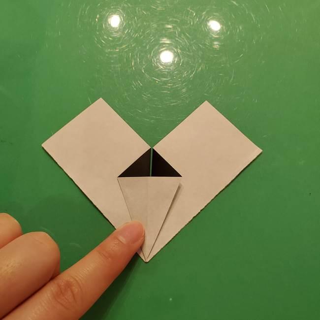 鈴虫の折り紙 簡単な折り方作り方(11)