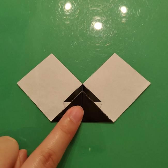 鈴虫の折り紙 簡単な折り方作り方(12)