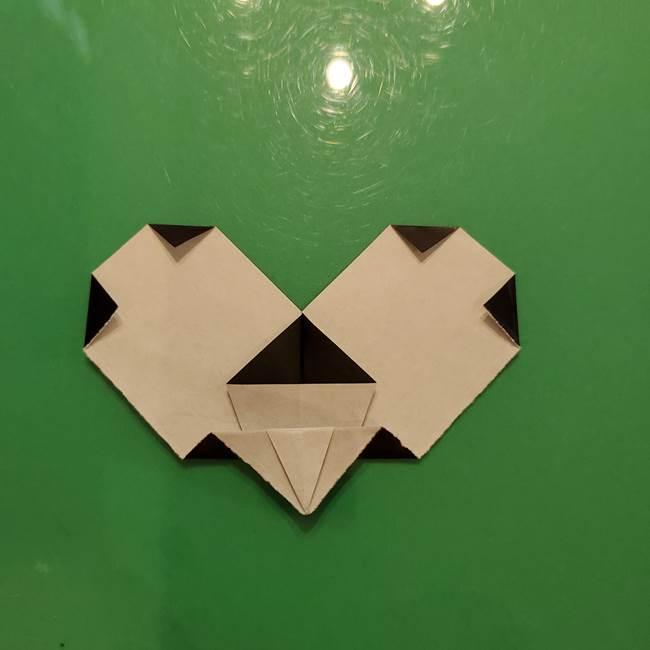鈴虫の折り紙 簡単な折り方作り方(15)