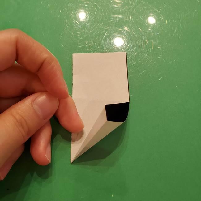鈴虫の折り紙 簡単な折り方作り方(7)