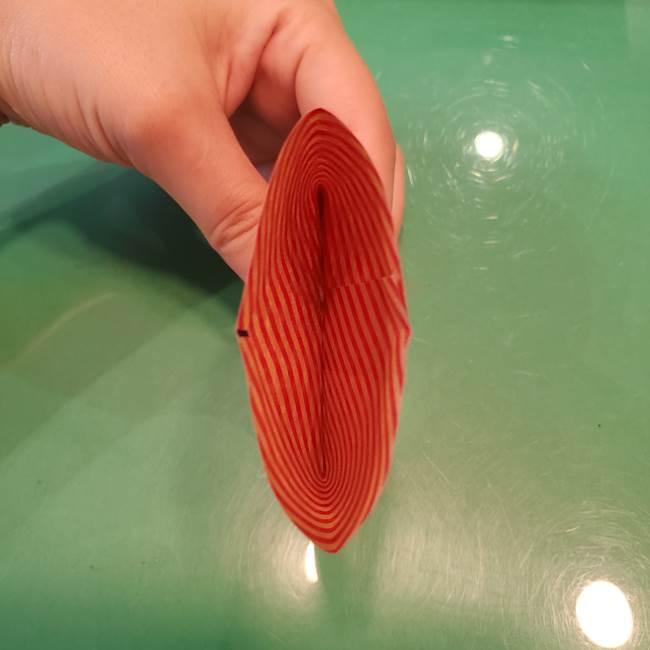 飴のラッピングできる折り紙の折り方(17)