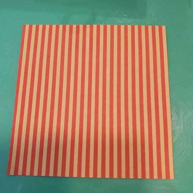 飴のラッピングを折り紙で手作り♪用意するもの(1)