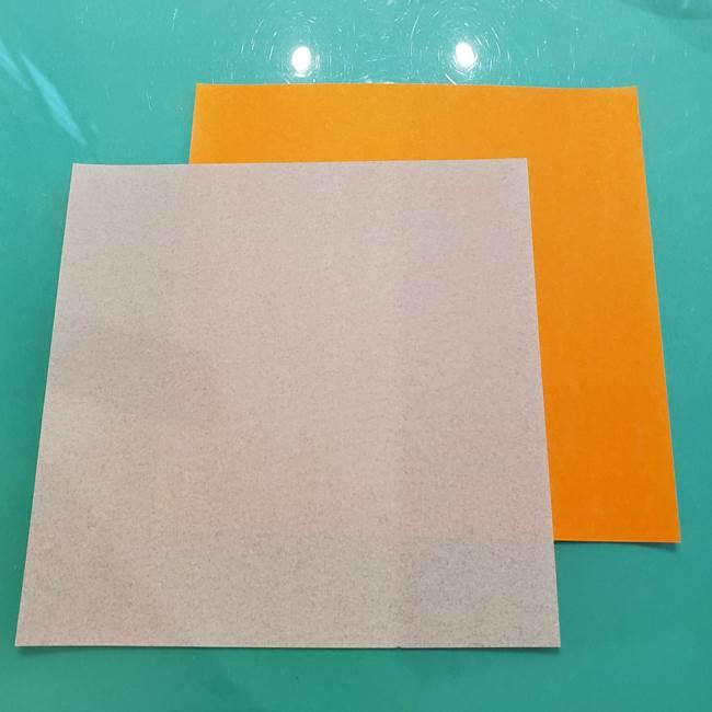 鮭の折り紙の折り方は簡単?用意するもの