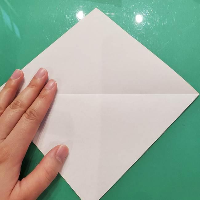 鮭の折り紙の折り方作り方①身(3)