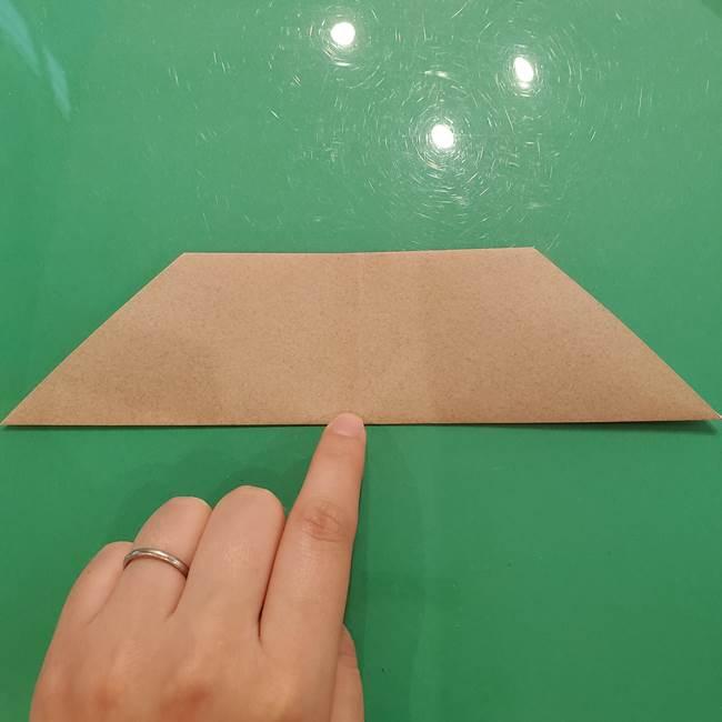 鮭の折り紙の折り方作り方②皮(3)