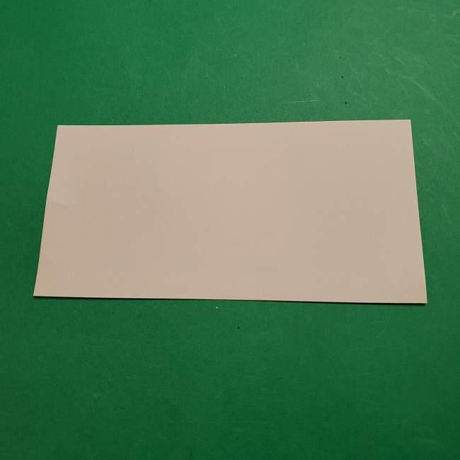 ミニーちゃんのリボンの折り紙 折り方作り方 (10)