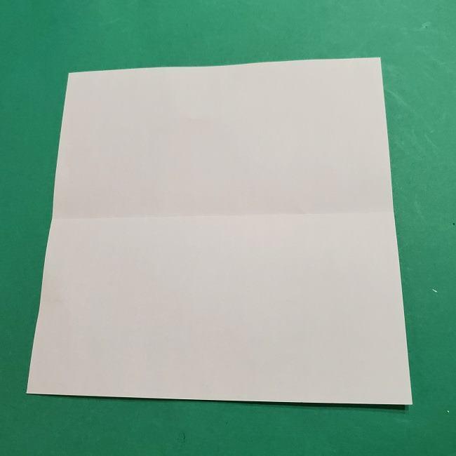 ミニーちゃんのリボンの折り紙 折り方作り方 (11)