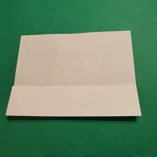 ミニーちゃんのリボンの折り紙 折り方作り方 (12)