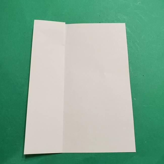 ミニーちゃんのリボンの折り紙 折り方作り方 (13)