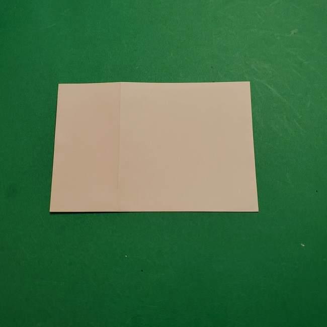 ミニーちゃんのリボンの折り紙 折り方作り方 (14)