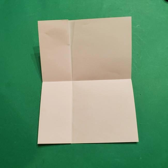 ミニーちゃんのリボンの折り紙 折り方作り方 (15)