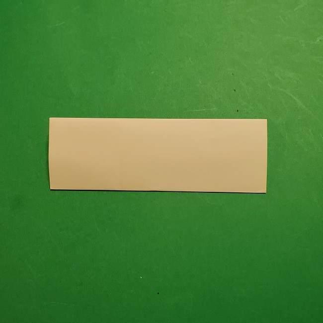 ミニーちゃんのリボンの折り紙 折り方作り方 (18)