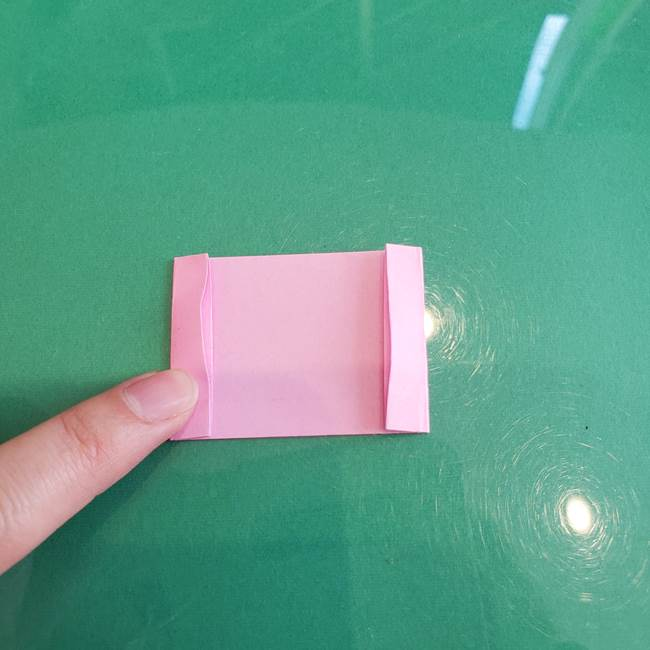 折り紙で飴を立体的につくる折り方作り方(10)