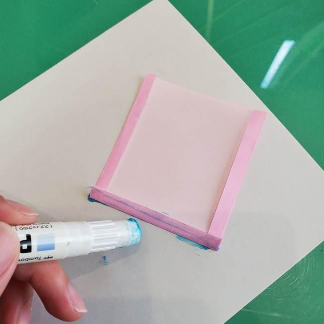 折り紙で飴を立体的につくる折り方作り方(5)
