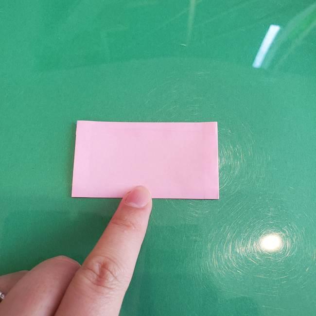 折り紙で飴を立体的につくる折り方作り方(6)