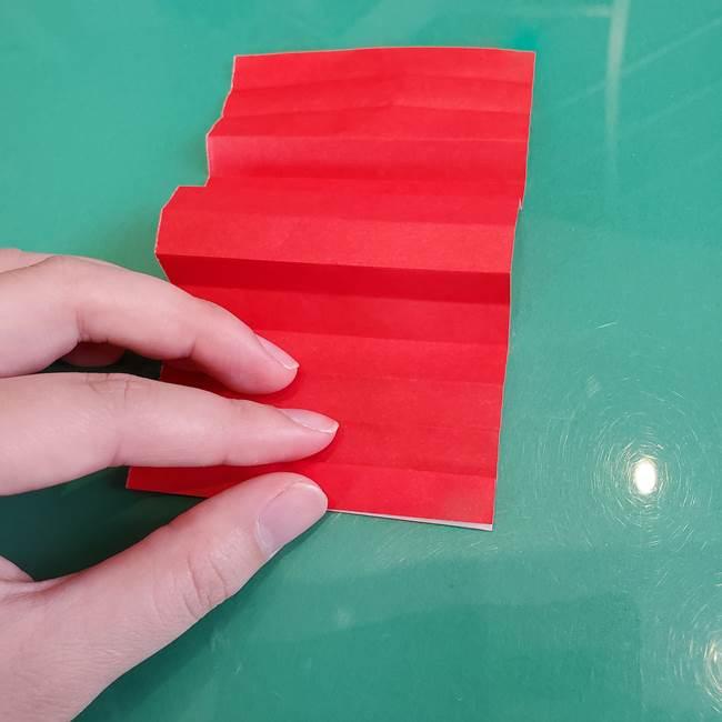 折り紙のろうそく 立体的な折り方作り方【画像】①土台1(11)