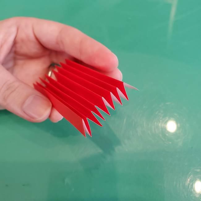 折り紙のろうそく 立体的な折り方作り方【画像】①土台1(12)