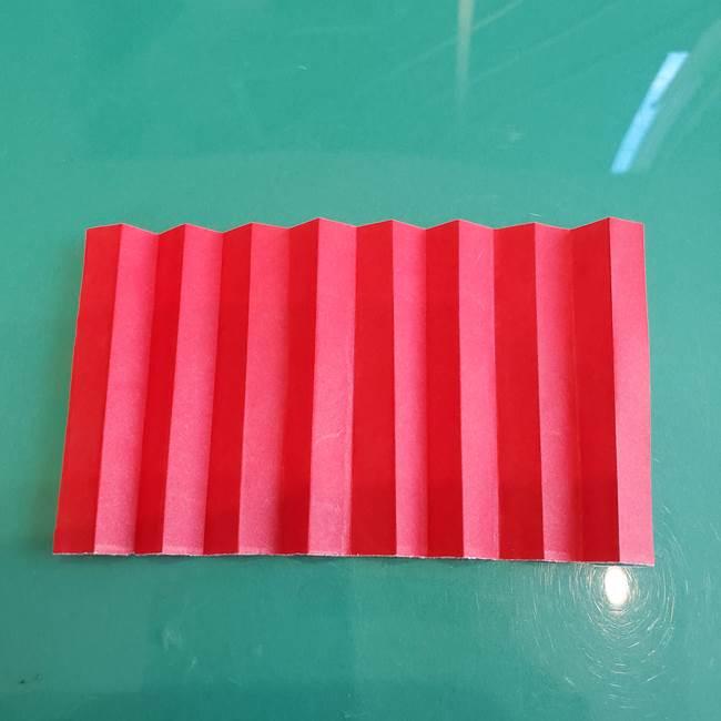 折り紙のろうそく 立体的な折り方作り方【画像】①土台1(13)