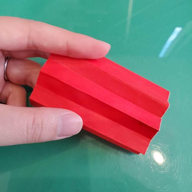 折り紙のろうそく 立体的な折り方作り方【画像】①土台1(15)