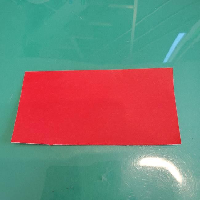 折り紙のろうそく 立体的な折り方作り方【画像】①土台1(4)