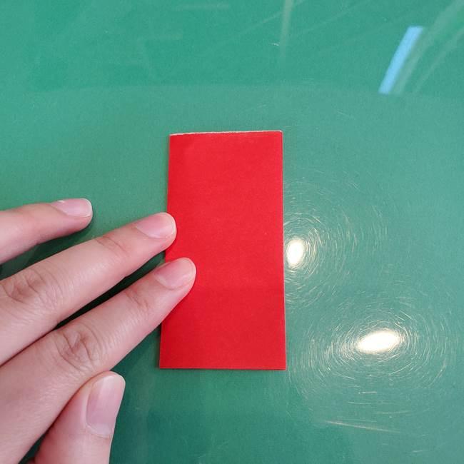 折り紙のろうそく 立体的な折り方作り方【画像】①土台1(6)