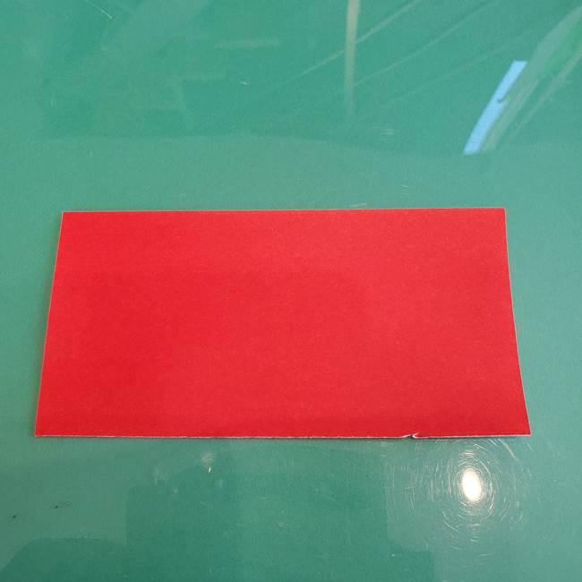 折り紙のろうそく 立体的な折り方作り方【画像】②土台2(1)