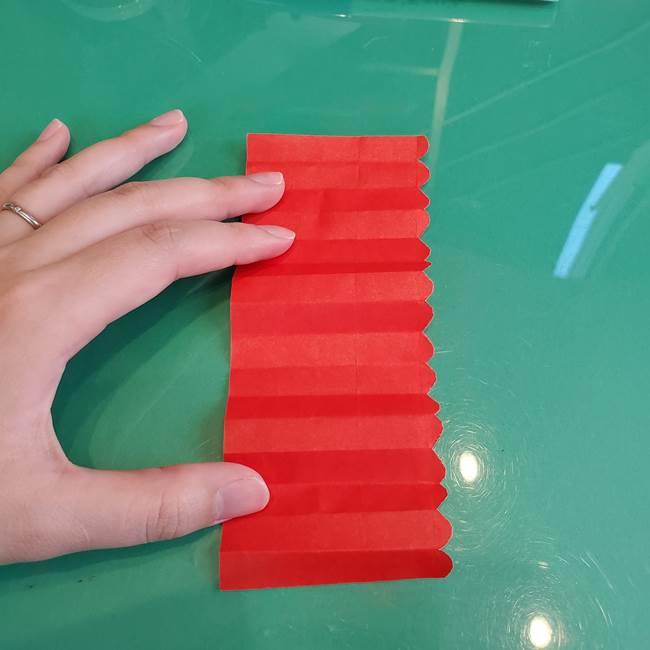 折り紙のろうそく 立体的な折り方作り方【画像】②土台2(12)