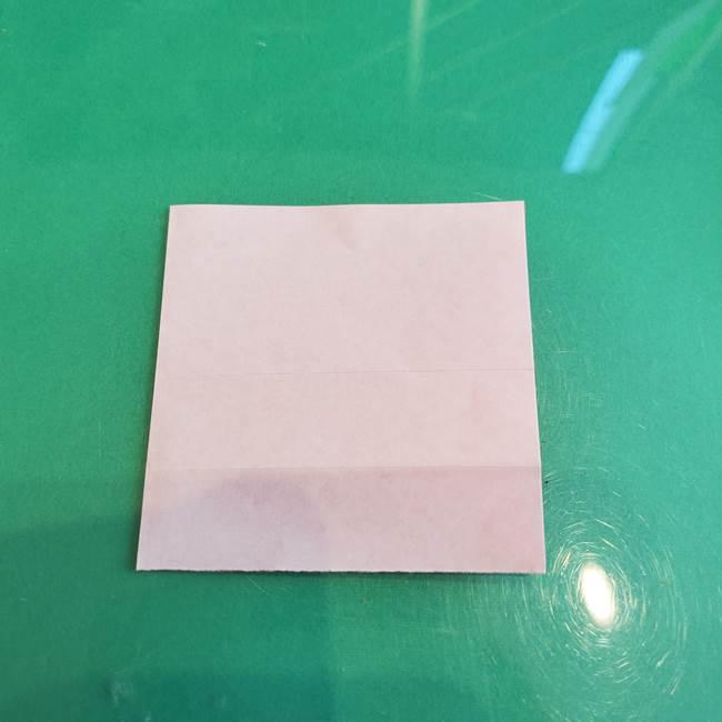 折り紙のろうそく 立体的な折り方作り方【画像】②土台2(6)