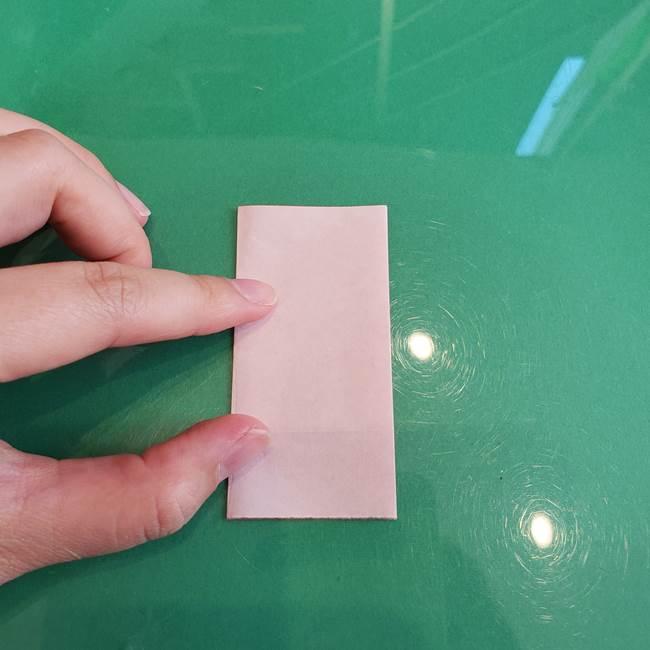 折り紙のろうそく 立体的な折り方作り方【画像】②土台2(7)